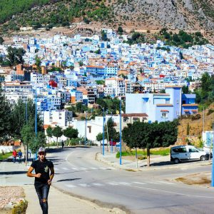 Chefchaouen-from-above---just-outside-the-city