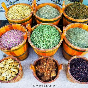 Colorful-Moroccan-Herbs---Marrakech