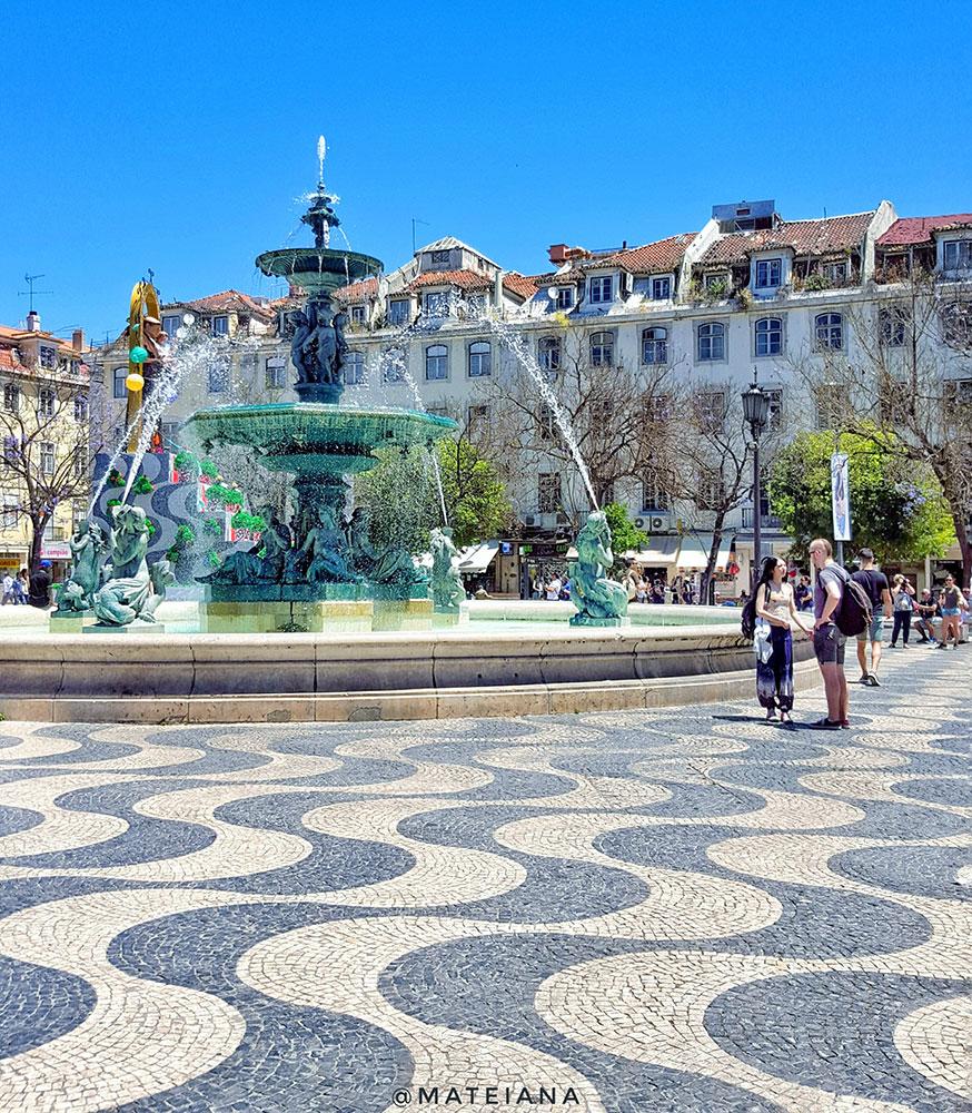 Rossio-Square-Lisbon