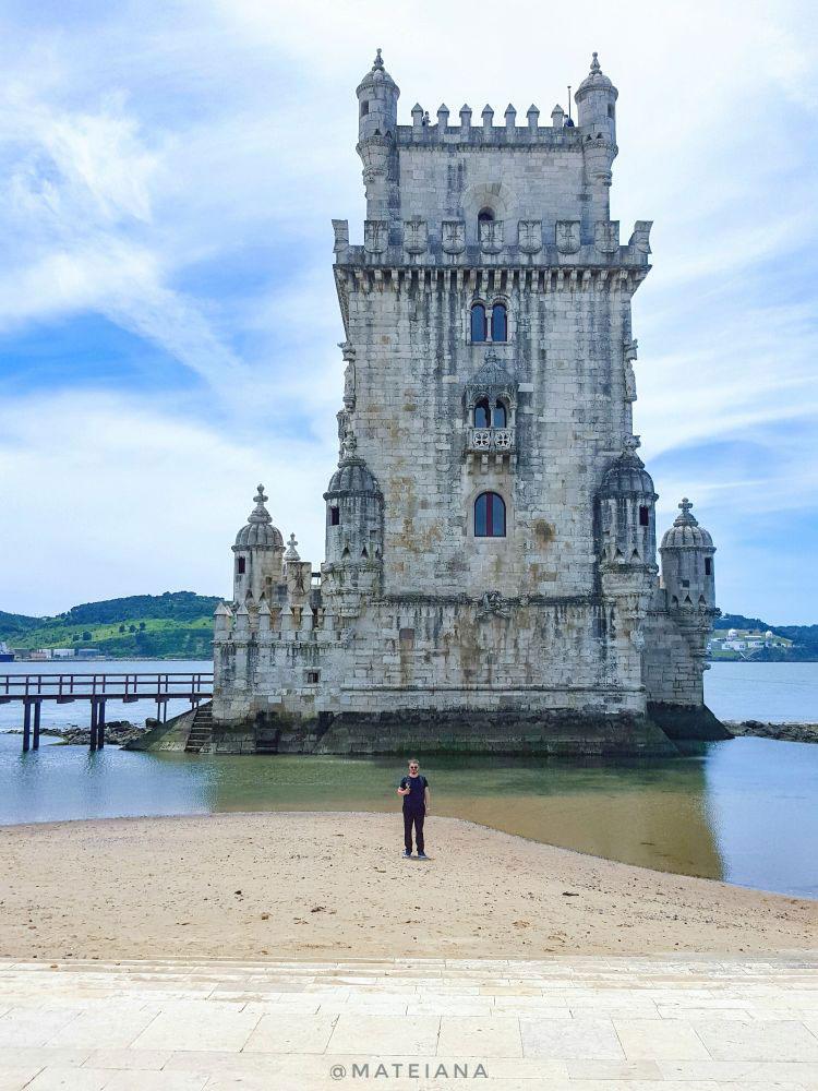 Torre-de-Belem-Lisbon,-Portugal
