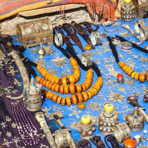 jewelry-in-a-Moroccan-Souk---Chefchaouen