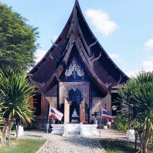 Black-House-Chiang-Rai,-Thailand