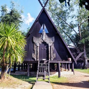 Black-House-at-Baan-Dam-Museum-in-Chiang-Rai