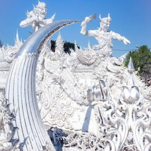 White-Temple-Chiang-Rai---Bridge-of-the-cycle-of-rebirth