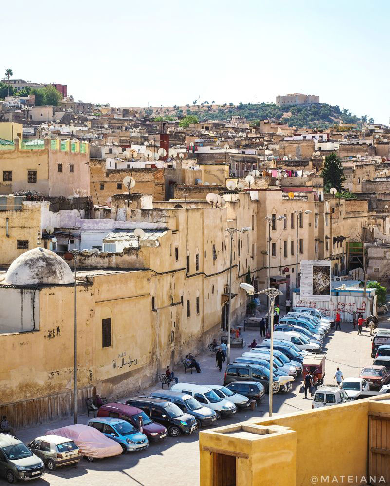 Fez-Medina-from-above