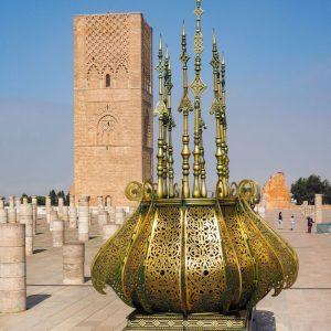 Hassan-Tower,-Rabat,-Morocco