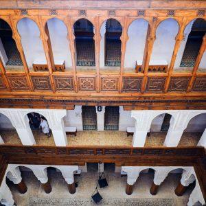 Nejjarine-Art-&-Wood-Museum-Fez---architecture