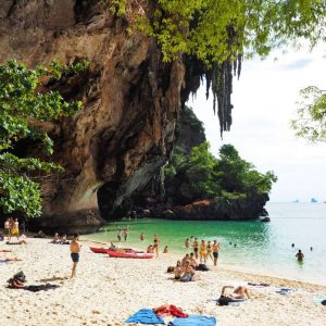 Phra-Nang-Cave-Beach---Krabi,-TH