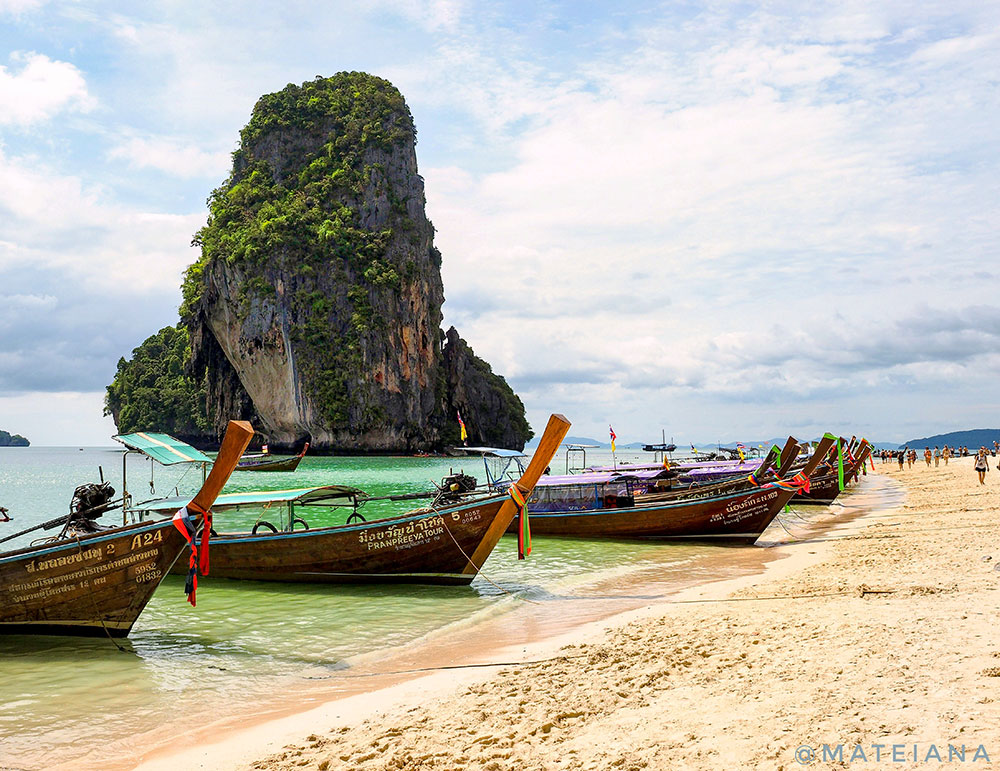 Top Things To Do On Railay Beach Thailand Travel Guide