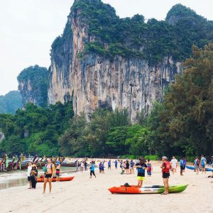 West-Railay-Beach,-Krabi
