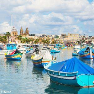 Postcard-from-Marsaxlokk,-Malta