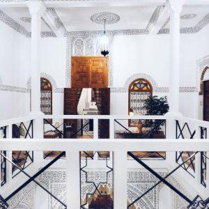 Riad-Dar-Soufa-in-Rabat,-Morocco---interior-design
