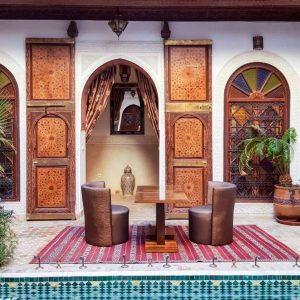 Riad-Melhoun-and-Spa-Marrakech---interior-design