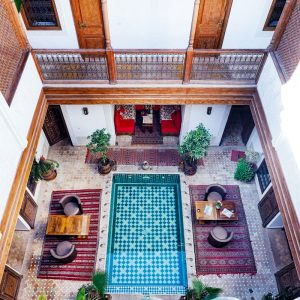 Riad-Melhoun-and-Spa-Marrakech---view-from-above