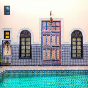 interior-design-at-Riad-Fes-Baraka