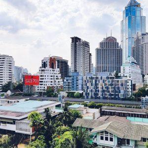 Bangkok-cityscape