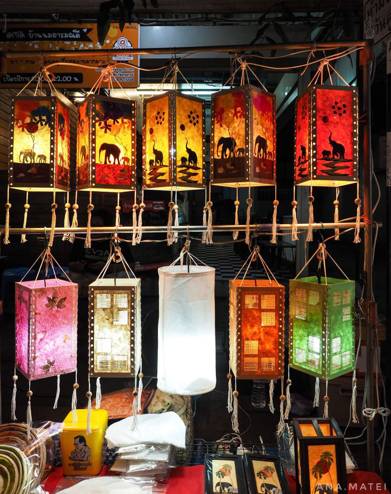 lamps---Sunday-Night-Market-in-Chiang-Mai