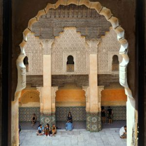 Ben-Youssef-Madrasa---point-of-view