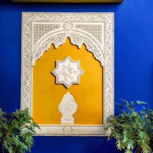 Color-Palette-Jardin-Marjorelle-in-Marrakech