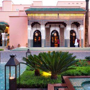 La-Mamounia-Marrakech,-Morocco