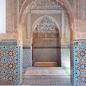 Saadian-Tombs-Marrakech