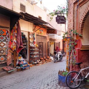 Streets-of-Marrakech