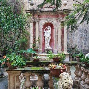 Garden-of-Casa-Rocca-Piccola-in-Valletta