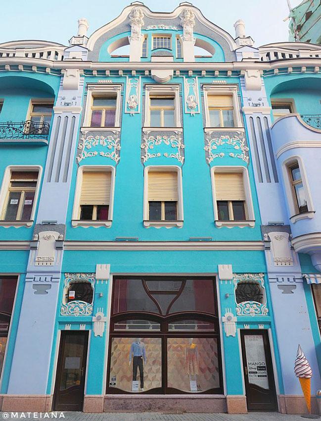 Moskovits-Miksa-Palace