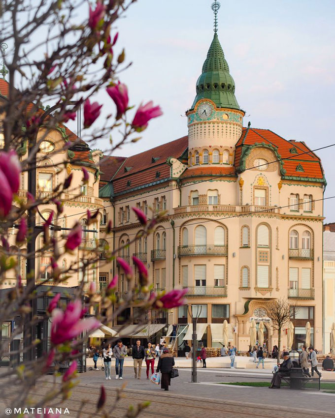 Oradea City Guide - Romania