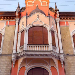 Rimanoczy Jr. Palace, Oradea