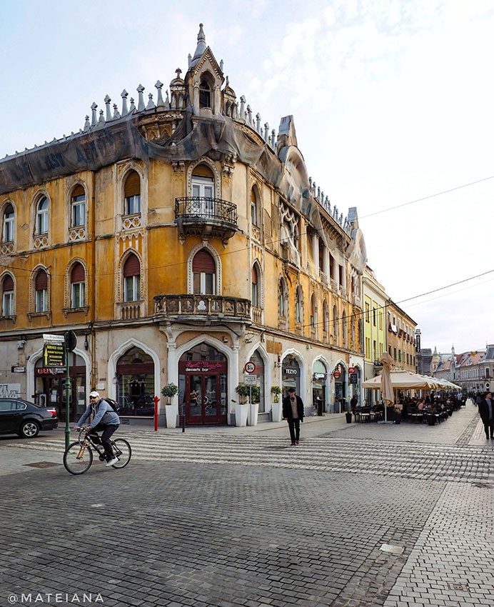 Rimanoczy-Kalman-Senior-Palace,-Oradea