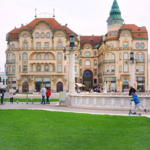 The-Black-Eagle-Palace---Art-Nouveau-Oradea