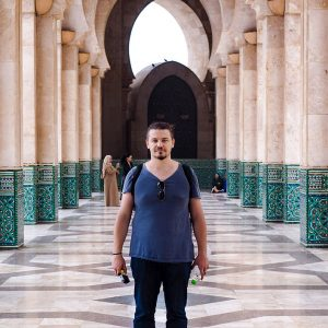 Vlad-in-front-of-Hassan-II-Mosque-Casablanca