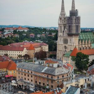 Bird-s-eye-view-of-Zagreb-Cathedral