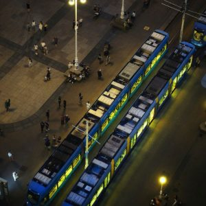 Blue-Trams-seen-from-Zagreb-s-360-Observation-Deck