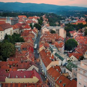 Medieval-Zagreb-seen-from-above