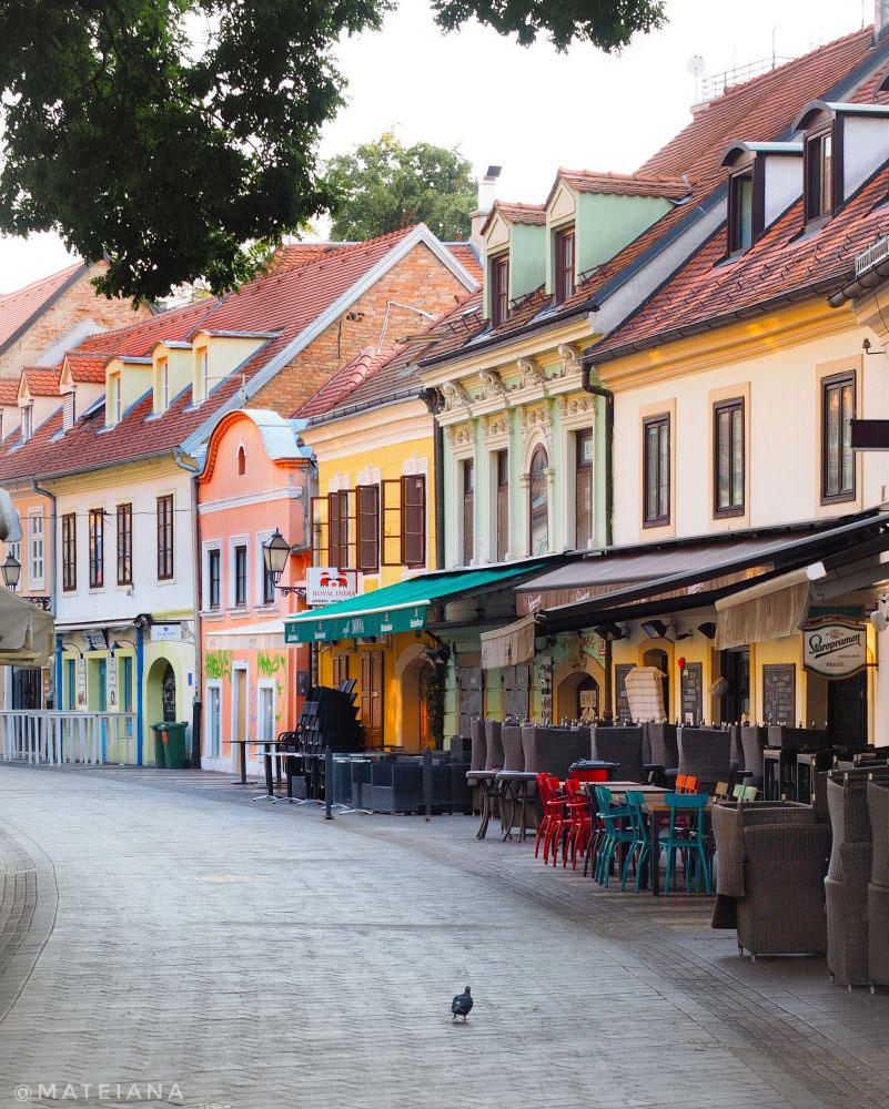 Old-Town-Zagreb,-Croatia