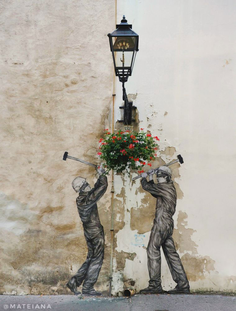 Street-Art-in-Zagreb,-Croatia
