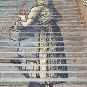 Street-Art-in-Zagreb---Dolac-Market