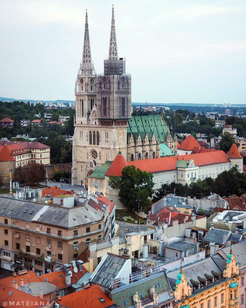 Zagreb-Cathedral-from-above
