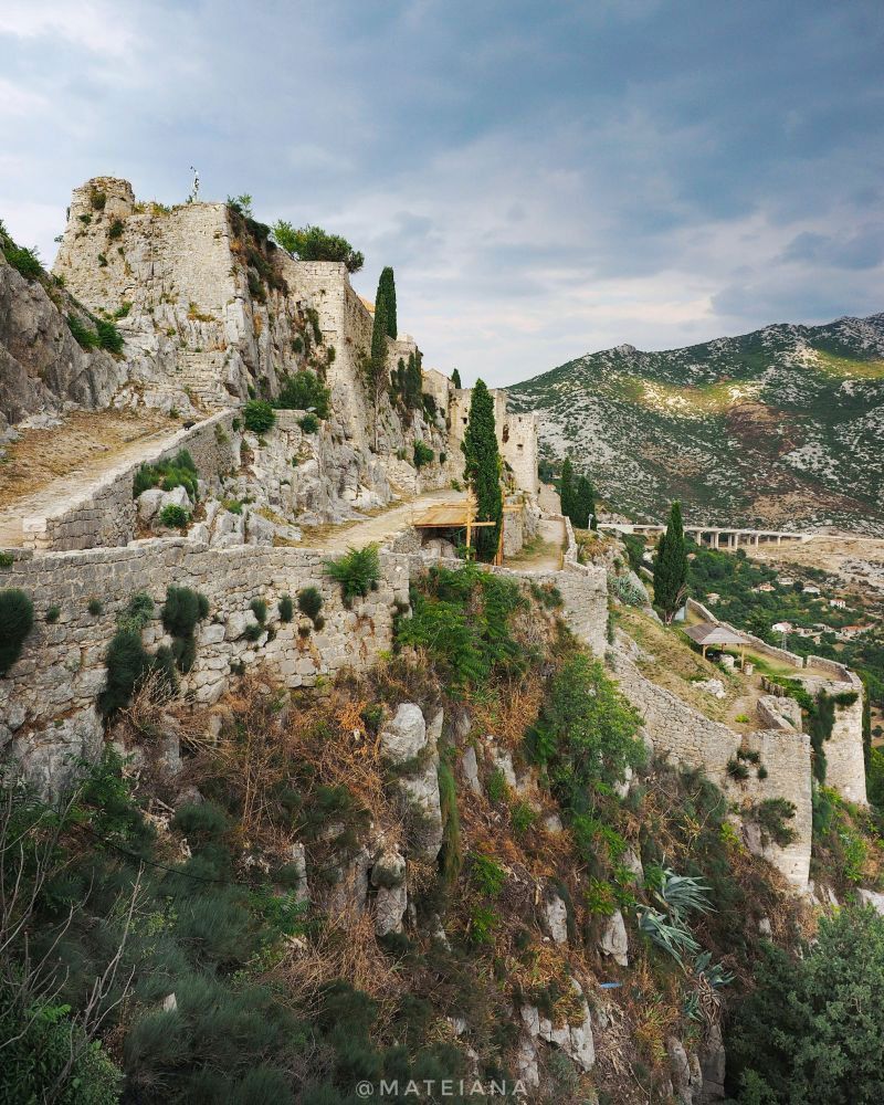Fortress-of-Klis---Game-of-Thrones---Split,-Croatia