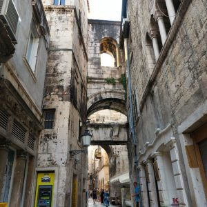 Iron-Gate---Diocletian-s-Palace---Split,-Croatia