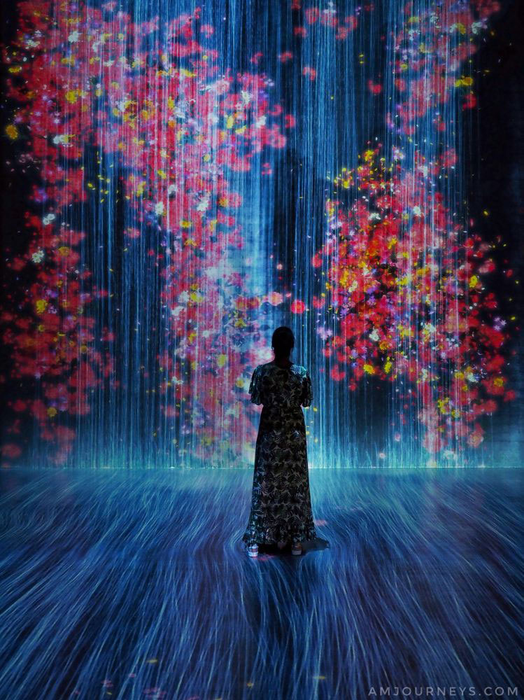 Future-World---light-and-music-installation-by-teamLab-at-ArtScience-Museum-Singapore